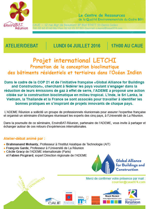 Projet International Letchi Promotion De La Conception