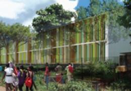 Opération 'Extension collège Nelson Mandela' Doujani