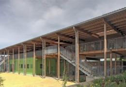 Groupe scolaire Aimé Césaire à Bois d'Olives