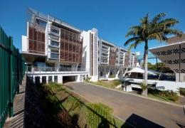 'Restructuration et extension de l'Hôtel de Région'