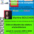 """Conférence : """"Les 50 ans de la Culture"""""""
