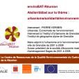 Huit conférences/débats animées par Pierre Kermen sur le thème